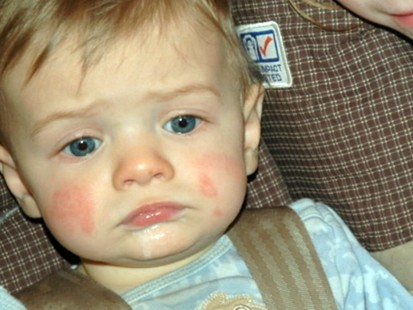 VIDEO: His mother, Elizabeth Johnson, claims she gave the 8-month-old away.