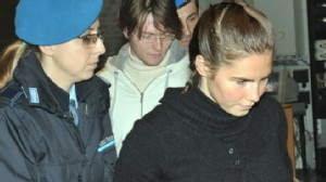 VIDEO: American convicted of murder in Italy says theres no proof she was at the scene