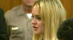 VIDEO: Lindsay Lohan was sentenced to 90 days in jail for a parole violation.