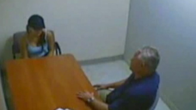 VIDEO: Florida woman who allegedly tried to have her husband killed caught in sting.