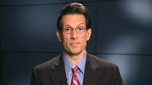 VIDEO: Rep. Eric Cantor, R-Va., argues against a public option for health care.