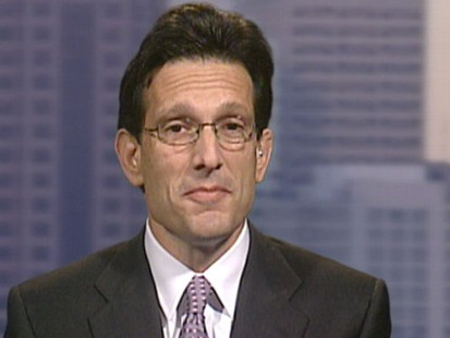 VIDEO: Rep. Eric Cantor says House Republicans have a plan to bring down costs.