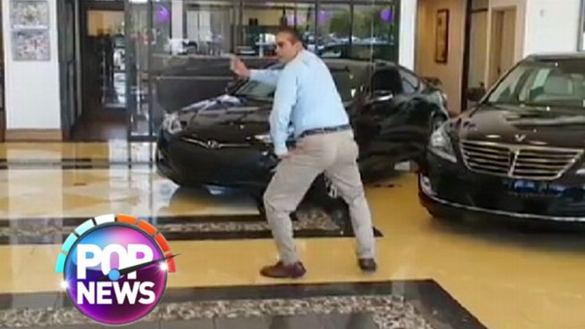 VIDEO: Car Salesman Busts a Move