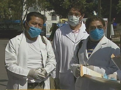 VIDEO: Dr. Nathan Wolfe of the Global Virus Forecasting Initiative talks about the virus.