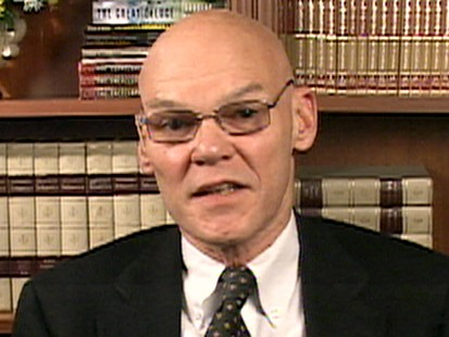 VIDEO: Political strategist James Carville discusses the tactic in Washington.