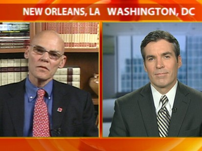 VIDEO: James Carville and Kevin Madden discuss the republicans push to repeal the law.