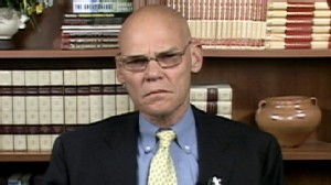 VIDEO: James Carville weighs in on what the Gulf States expect to hear from Obama.