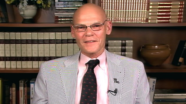 VIDEO: James Carville on implications of a White House-backed companys bankruptcy.