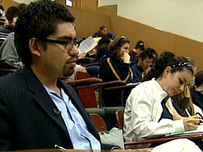 VIDEO: Undocumented students fight financial battles, stigma to get higher education.