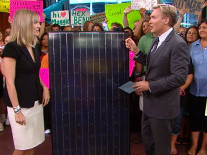 VIDEO: Companies like Sun Run lease solar panels for a reasonable cost.