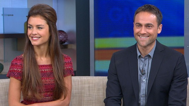 Hannah Ware and Stuart Townsend Heat Up the Screen in ...