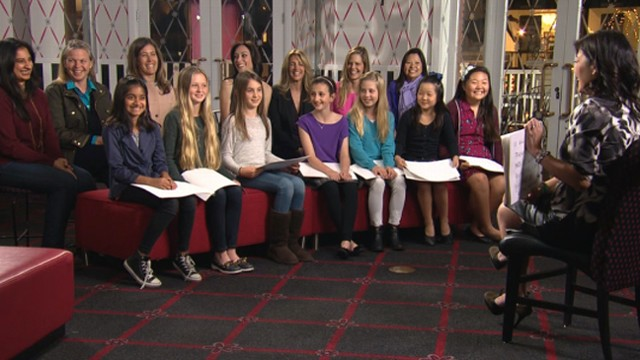 VIDEO: Teen Girls Talk About Physical, Emotional Issues of Growing Up