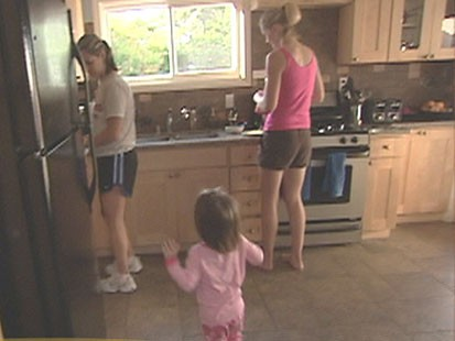 VIDEO: What to do when kids prefer caretaker to mom and dad.