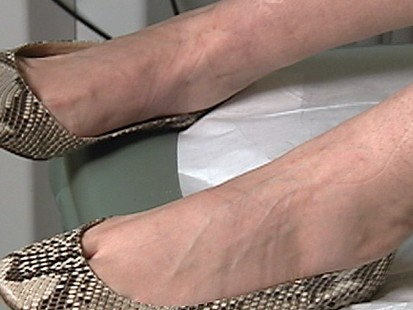 VIDEO: A growing number of Americans are working to eliminate unwanted ankle fat.