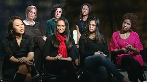 VIDEO: Inspired by Rihanna?s story, former victims share their experiences with abuse.