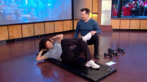 VIDEO: Bob Greene offers tips to get your body back in shape.