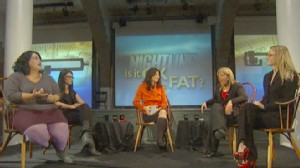 VIDEO: A new movement works to make being fat acceptable.