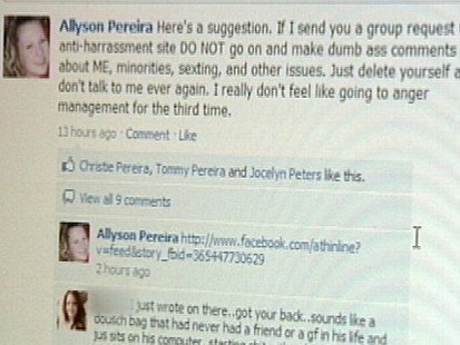 VIDEO: Online some mothers attack other parents with harsh words.