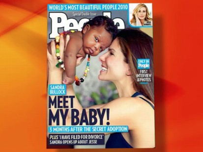 VIDEO: The private actress opened up about her new son Louis to People magazine.