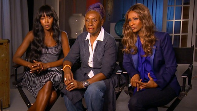 VIDEO: Naomi Campbell and Iman Demand Diversity on Runway