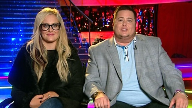 "VIDEO: Chaz and Lacey Schwimmer discuss their time on ""Dancing With the Stars."""