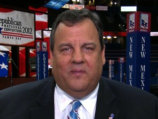 Watch: Gov. Chris Christie: 'Mitt Romney's Going to Have to Win This Campaign'