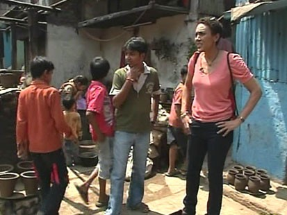 VIDEO: Alongside the vast richness of Indias elite lies extreme poverty.