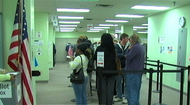 VIDOE: Ron Claiborne reports on possible problems in a tight presidential race.