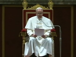 Watch: Pope Francis to Be Officially Inaugurated