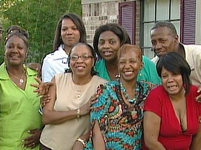 Family Found on Classmates.com
