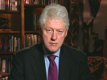 VIDEO: Former Presidents Clinton and George W. Bush help coordinate recovery efforts.