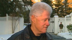 VIDEO: Bill Clinton Hospitalized