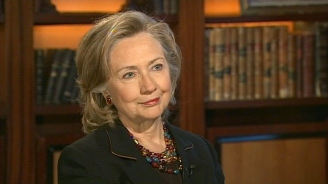 VIDEO: Hillary Clinton on Miners, Taliban and Mideast