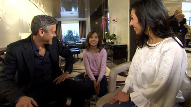 VIDEO: Meet the Woman who Won a Date with George Clooney