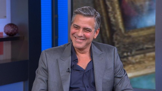 VIDEO: George Clooney Becomes Jack-of-All-Trades for Monuments Men