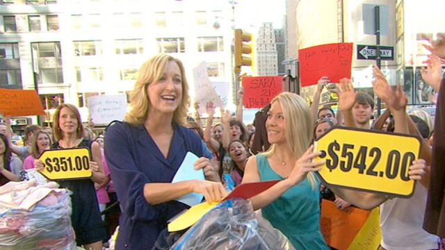 VIDEO: Lara Spencer shows you how to make quick money with your castoffs.