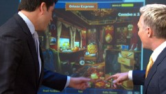 VIDEO: GMA anchors play Zyngas new picture puzzle game, Hidden Chronicles.