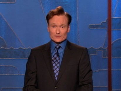 VIDEO: Conan Calls It Quits With Gratitude