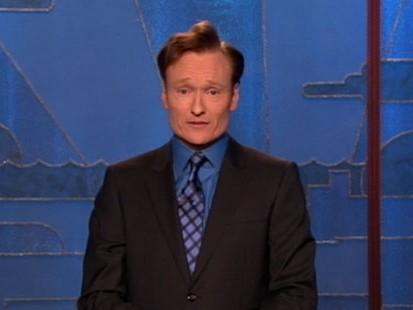 VIDEO: Conan Calls It Quits With Gratitude