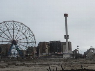 Watch: Coney Island Reopens for First Time Since Superstorm Sandy