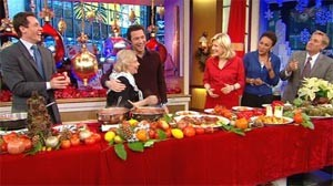 PHOTO: Holiday favorites by Rocco DiSpirito?s mom