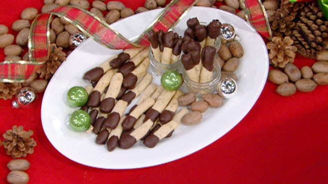 VIDEO: Dan Harris's Shortbread Cookies