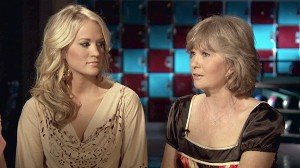 VIDEO: Carrie Underwood and Her Mom