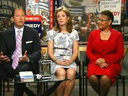 VIDEO: Caroline Kennedy and Profile in Courage Award