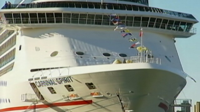 Video: Two Carnival Cruise Passengers Missing