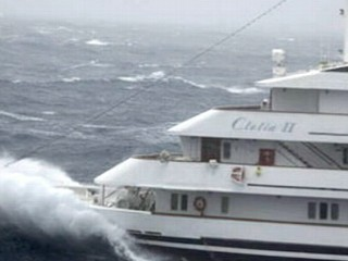 Watch: Hurricane Sandy: Cruise Ships in the Storm