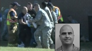 VIDEO: Alleged shooter, Maj. Nidal Malik Hasan, appeared calm as he opened fire.