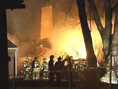50 Dead in N.Y. Plane Crash