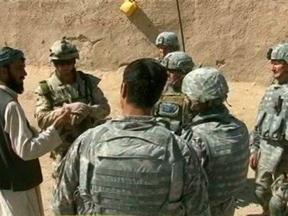 "VIDEO: ""Human Terrain"" teams foster communication between civilians and military."