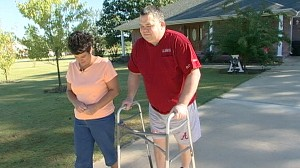 VIDEO: Man fights back after insurance company dropped him over surveillance footage.